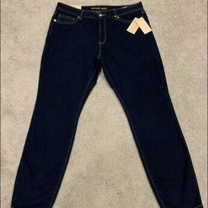 Michael Kors Mid Rise Izzy Jeans